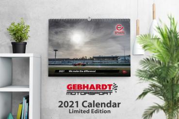 Gebhardt-Motorsport Kalender 2021